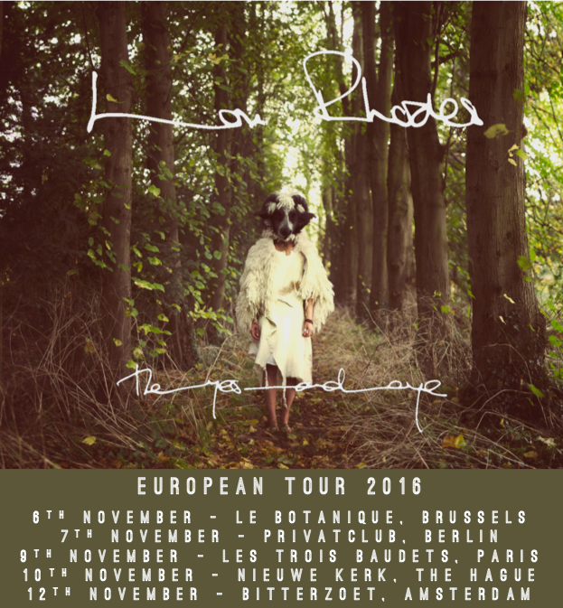 'Theyesandeye' European Tour!